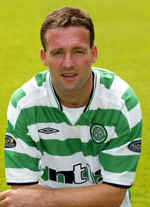 The lovable Paul Lambert (well, you try finding a photo of him in Scotland kit!)