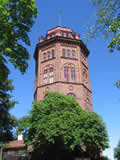 Skansen's Bredablick Tower
